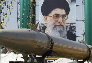 Anhaltender Iran. Nuklearprogramm, das globales Rauschen verursacht