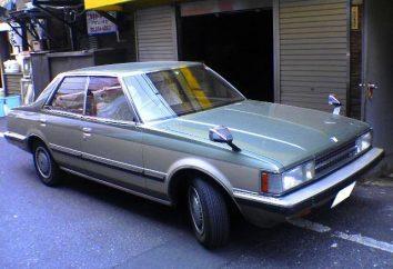 """Toyota Cresta"" – business-class berlina dal gigante auto giapponese"