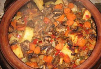 Guvec: Receta en Búlgaro (descripción, preparación, composición). Guvec: la receta para el invierno