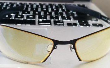 verres informatiques: utiles ou nuisibles. Médecins sur ordinateur lunettes