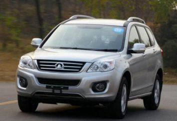 Haval H6 – Chinesischer SUV mit guten Aussichten