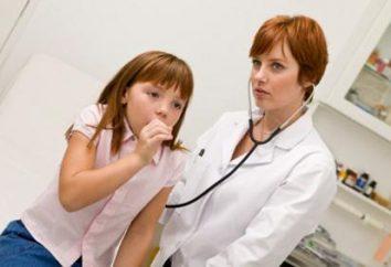 Zapalenie płuc u dzieci. Objawy – kaszel