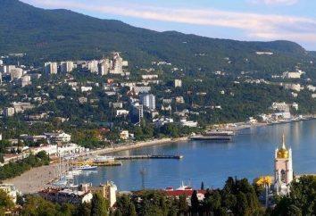 Riposo in Crimea: pensioni di Yalta. Foto e recensioni dei turisti