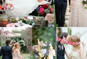 Ślub w stylu Alicji w Krainie Czarów – podróż w bajce