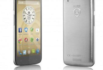 Devo comprar um telefone Prestigio? Revisão dos melhores modelos e comentários sobre eles
