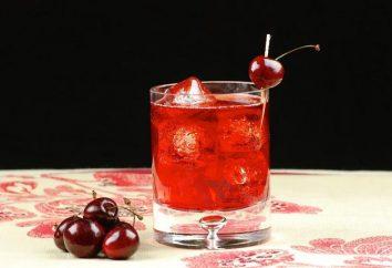 Comment préparer la liqueur, la vodka cerise? Rapide et facile!