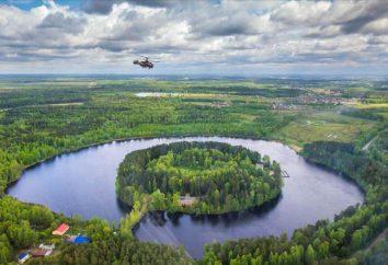 Cipolla Lago (distretto di Noginsk, regione di Mosca): rilassamento, pesca