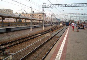 """Viaggiare in treno """"Mosca – Abkhazia"""". In Abkhazia in treno: il costo del biglietto"""