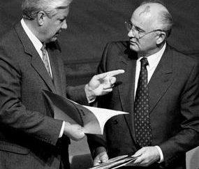 Boris Yeltsin: le règne