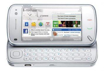 """""""Nokia"""" N97 – smartfon z klawiaturą wysuwaną"""