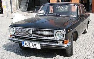 GAZ 24 v8 – legenda ZSRR