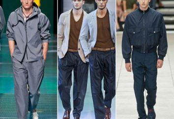 Odzież sportowa styl