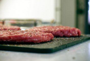 Como cozinhar bife de carne em uma frigideira: receita clássica