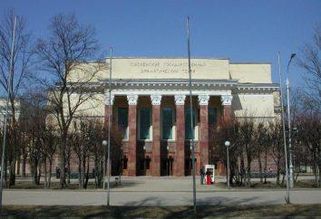 Teatr Dramatyczny (Smoleńsk): repertuar, opinie, trupy