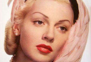Lana Turner, actrice: biographie, filmographie