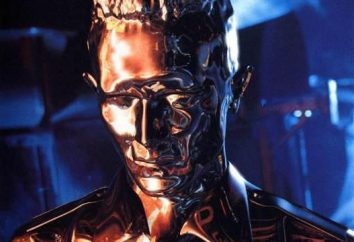 T-1000 – terminator assassino. Interprete del T-1000