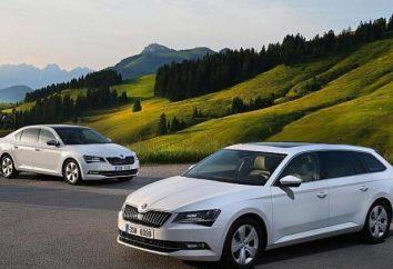 """""""Škoda Superb"""" Wagen: Fotos, Features, Tests des Eigentümer"""