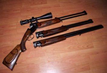 """Combinação Gun. Armas de combinação """"Sabatti"""""""