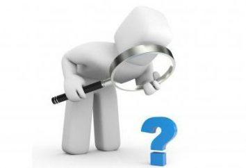 Recherche – quel est ce? Le concept, les objectifs et les types de recherche