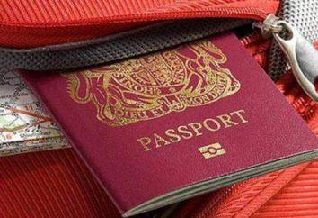 O que é realmente o período do passaporte de ação para uma viagem para o Egito?