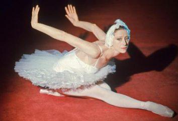 Główna baletnica Teatru Bolszoj: Maya Plisetskaya, Svetlana Zakharova i inni