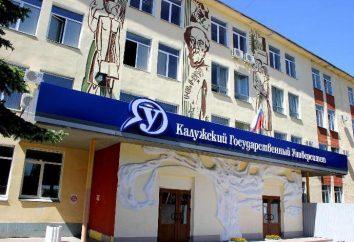 Kaluga State University. K. E. Tsiolkovskogo (KSU)
