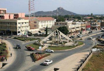 capital da Tanzânia