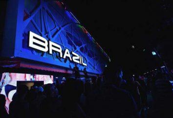 """""""Brasil"""" Nachtclub. Koblevo"""