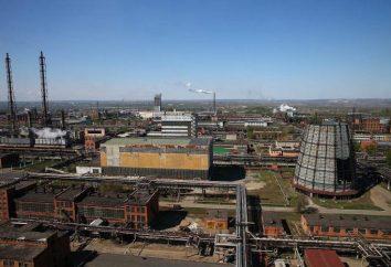 "impianto chimico JSC ""Azot"", Kemerovo"