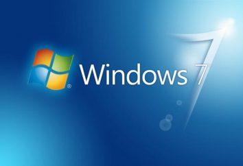 Comment sortir du mode sans échec de Windows 7. La désactivation du mode sans échec dans Windows 7