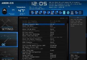 placa MSI: como atualizar o BIOS