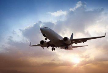 Was ist Entspannung des Flugzeugs?