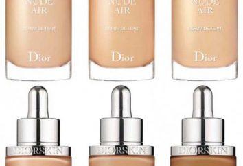 """Cosmétiques """"Dior"""": commentaires d'acheteurs et de cosmétologues professionnels"""