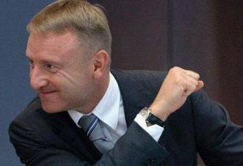 Dmitry Livanov – Ministre de l'Education et de la Science de la Fédération de Russie. Biographie, famille, carrière