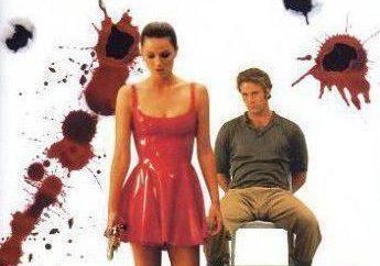 """La película """"Jueves Sangriento"""". Actores y papeles"""
