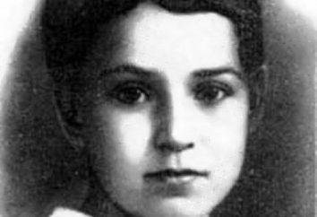 Tanya Savicheva: journal de blocus biographie et faits intéressants