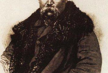Poeta Taras Szewczenko: biografia poety
