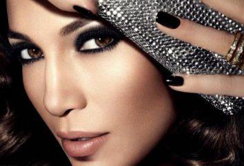 Lopes Dzhennifer parece sem maquiagem? estrelas biografia e filmografia breves
