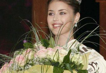 Senhorita Rússia 2005 – Aleksandra Ivanovskaya
