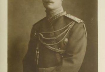 Wielki książę Andriej Władimirowicz: krótka biografia