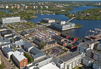 Oulu, Finnland: Bewertungen vor. Urlaub in Finnland