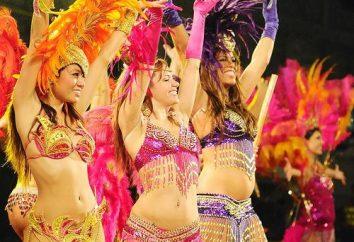 Brasilianische Tänze, ihre Geschichte und Tradition