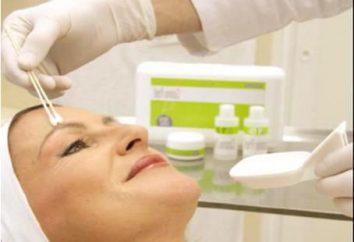 Jessner Peeling: Bewertungen und Eigenschaften Behandlungen