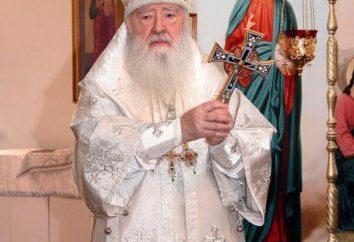 Metropolitan Giovenale Krutitsy e Kolomna: la biografia