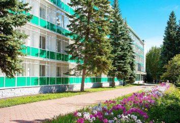 """sanatorio """"akbuzat"""". Repubblicano sanatorio psico-neurologica per i bambini a Ufa"""