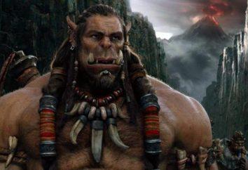 """personaggi """"Warcraft"""". Eroi di un'epoca"""
