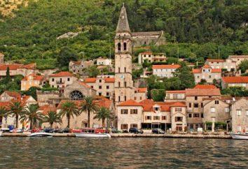 Montenegro, Tivat Sehenswürdigkeiten, Geschichte und interessante Fakten