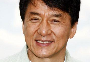 Biografia Dzheki Chana, legendy kina