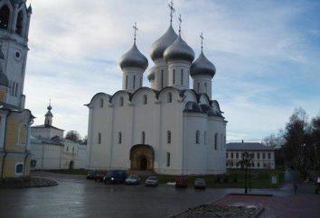 Cattedrale di Santa Sofia, Vologda. Il più antico edificio in pietra in Vologda – un monumento architettonico del XVI secolo
