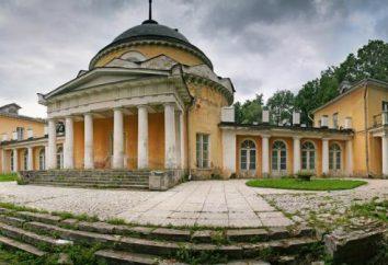 Adres Manor Sukhanovo, fotografia, historia